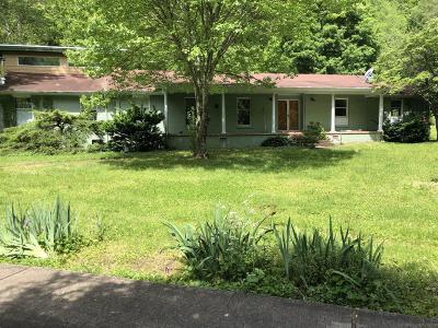 Franklin  Single Family Home For Sale: 7945 Oscar Green Rd