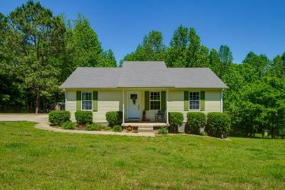 Ashland City Single Family Home Under Contract - Showing: 1382 Neptune Rd
