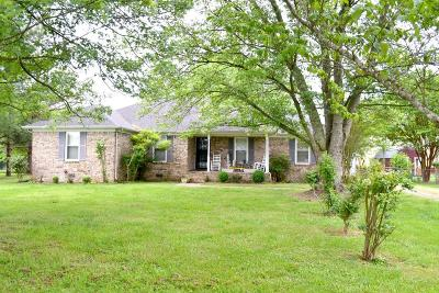 Rutherford County Single Family Home For Sale: 3611 Dilton Mankin Rd