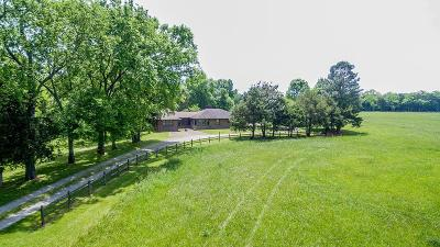 Rutherford County Single Family Home For Sale: 3466 Manchester Pike