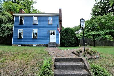 Spring Hill Single Family Home For Sale: 5322 Main St