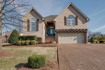 Smyrna Single Family Home Under Contract - Not Showing: 3707 Montgomery Way