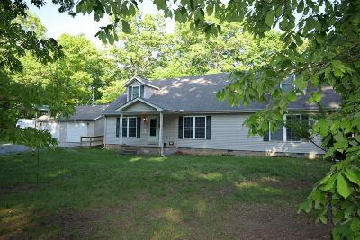 Sewanee Single Family Home For Sale: 430 Horseshoe Ln