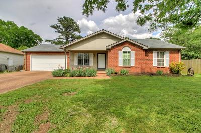 Old Hickory Single Family Home For Sale: 676 Kingsway Dr
