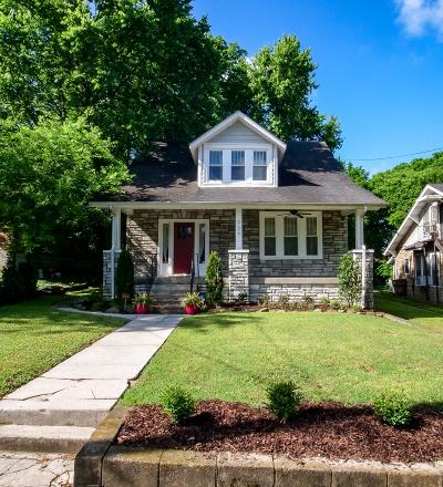 Nashville Single Family Home For Sale: 936 Delmas Ave