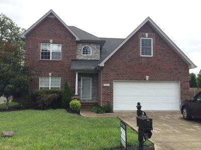 Rutherford County Rental For Rent: 4113 Olivet Drive