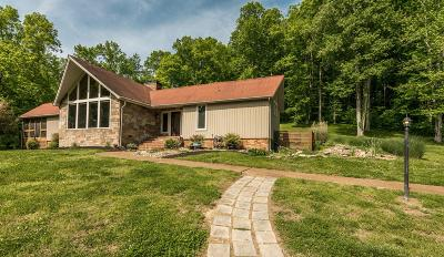Single Family Home For Sale: 2861 New Hope Rd