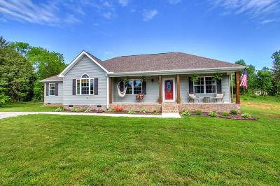 Marshall County Single Family Home Under Contract - Showing: 4531 Smiley Rd