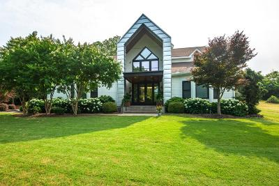 Franklin Single Family Home Under Contract - Showing: 1202 Scramblers Knob