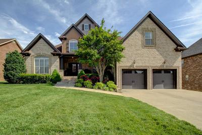 Clarksville Single Family Home Under Contract - Not Showing: 421 Carson Bailey Ct.