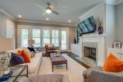 Nashville Single Family Home Under Contract - Showing: 1937 Kimbark Dr