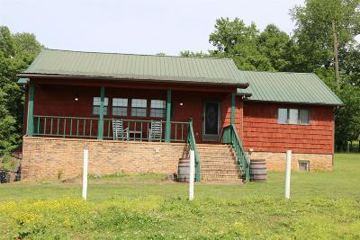 Franklin County Single Family Home Under Contract - Showing: 1510 Penile Hill Rd