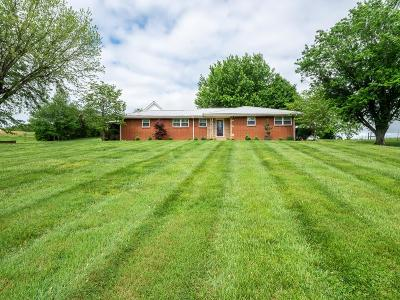Springfield Single Family Home For Sale: 3144 Battle Creek Rd