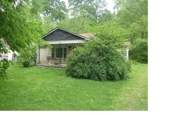 Ashland City Single Family Home For Sale: 5402 Old Hickory Blvd