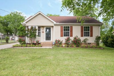 Madison Single Family Home For Sale: 1431 Mohawk Trl