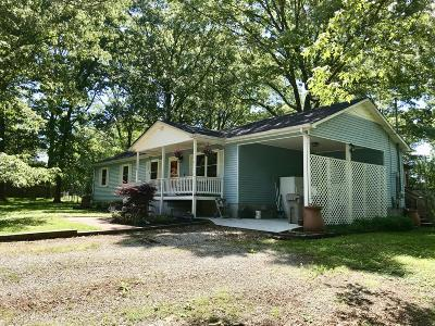 Franklin County Single Family Home Under Contract - Not Showing: 119 Twerp Trl