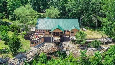Sewanee Single Family Home For Sale: 6005 Jackson Point Rd