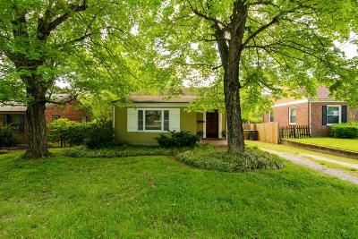 Inglewood Single Family Home Under Contract - Showing: 4202 Kennedy Ave