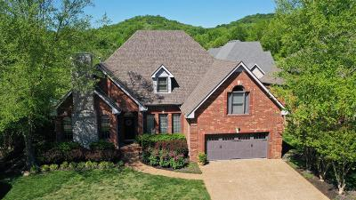 Brentwood, Franklin Single Family Home Under Contract - Showing: 264 Stanley Park Ln