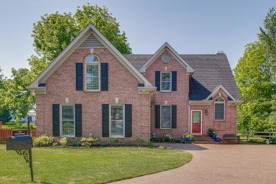 Franklin TN Single Family Home Under Contract - Showing: $415,000