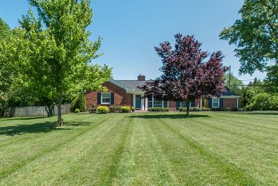 Nashville Single Family Home Under Contract - Showing: 6327 Robin Hill Rd