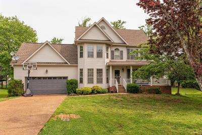 White House Single Family Home Active Under Contract: 804 Highland Dr