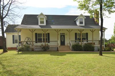 Murfreesboro Single Family Home For Sale: 547 Cranor Rd