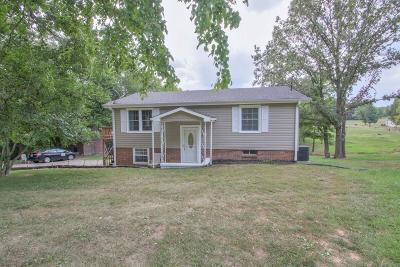 Kingston Springs TN Single Family Home Active Under Contract: $203,000