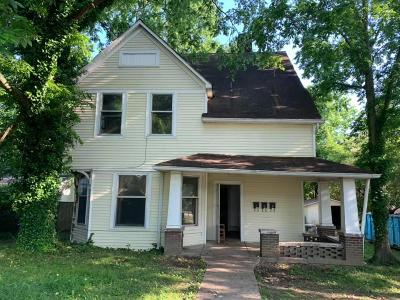 Columbia  Single Family Home Under Contract - Not Showing: 104 2nd Ave