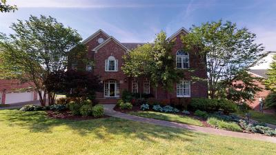 Nashville Single Family Home Under Contract - Showing: 2937 Polo Club Rd