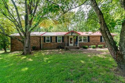 Ashland City Single Family Home For Sale: 746 Scoutview Rd