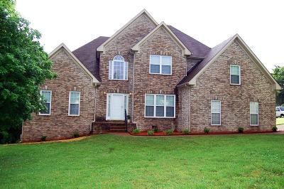 Nolensville Single Family Home For Sale: 1127 Ben Hill Blvd