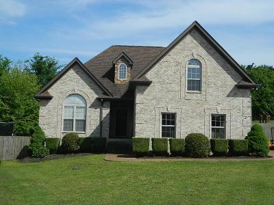 Lebanon Single Family Home Under Contract - Showing: 915 Thany Ct