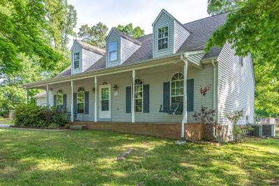 Dickson Single Family Home Under Contract - Showing: 1000 Anderson Rd