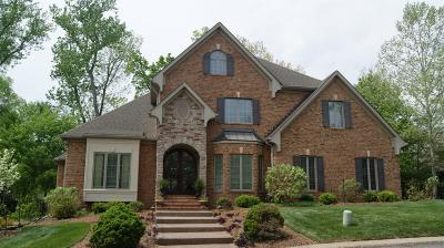 Hendersonville Single Family Home For Sale: 102 Ashland Pt