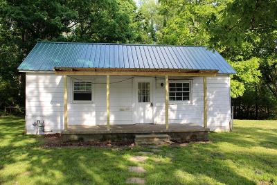 Dickson Single Family Home For Sale: 630 Pruett Road