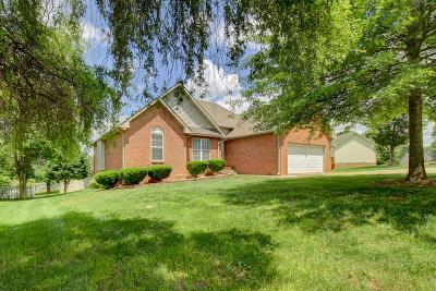 Clarksville Single Family Home For Sale: 1365 Archer Place
