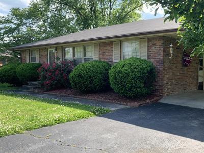 Smithville TN Single Family Home For Sale: $117,999