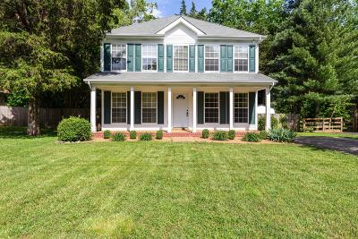 Thompsons Station Single Family Home Under Contract - Showing: 2720 Banks Ct
