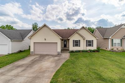 Arbour Greene South Single Family Home Under Contract - Showing: 932 Cindy Jo Ct