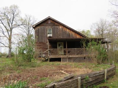 Christian County Single Family Home Under Contract - Not Showing: 7650 Trails End Rd