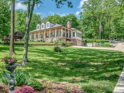 Franklin Single Family Home For Sale: 4289 Peytonsville Trinity Rd