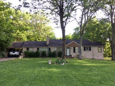 Madison Single Family Home For Sale: 1013 Chadwell Dr