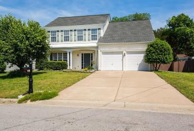 Mount Juliet Single Family Home Under Contract - Showing: 2261 Monthemer Cove Dr