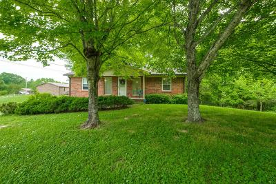 Cookeville Single Family Home For Sale: 2534 Amber Meadows Rd