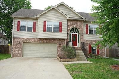 Fields Of Northmeade Single Family Home For Sale: 1402 Bruceton Dr