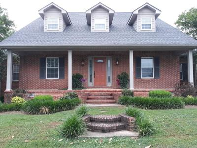 Shelbyville Single Family Home For Sale: 148 Maupin Cir