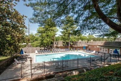 Nashville Condo/Townhouse For Sale: 3000 Hillsboro Pike Apt 10