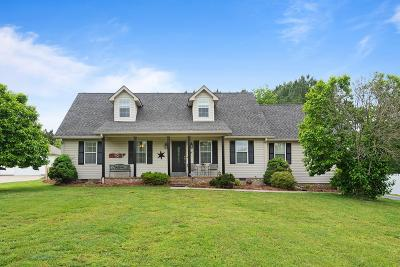 Rockvale Single Family Home For Sale: 5806 Cantrell Dr