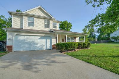 Smyrna Single Family Home Under Contract - Showing: 1409 Hectare Ct